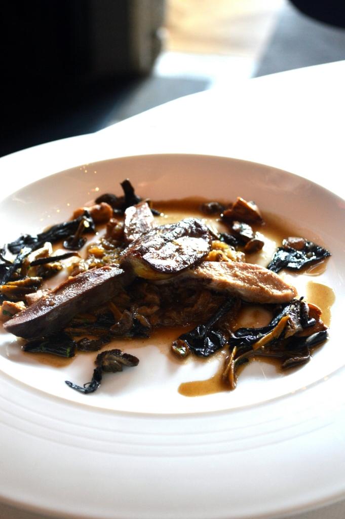 Faisan, truffe et foie gras cuits cocotte lutée : parfums de gibiers, de sous-bois et terreux à travers des textures moelleuses et fondantes