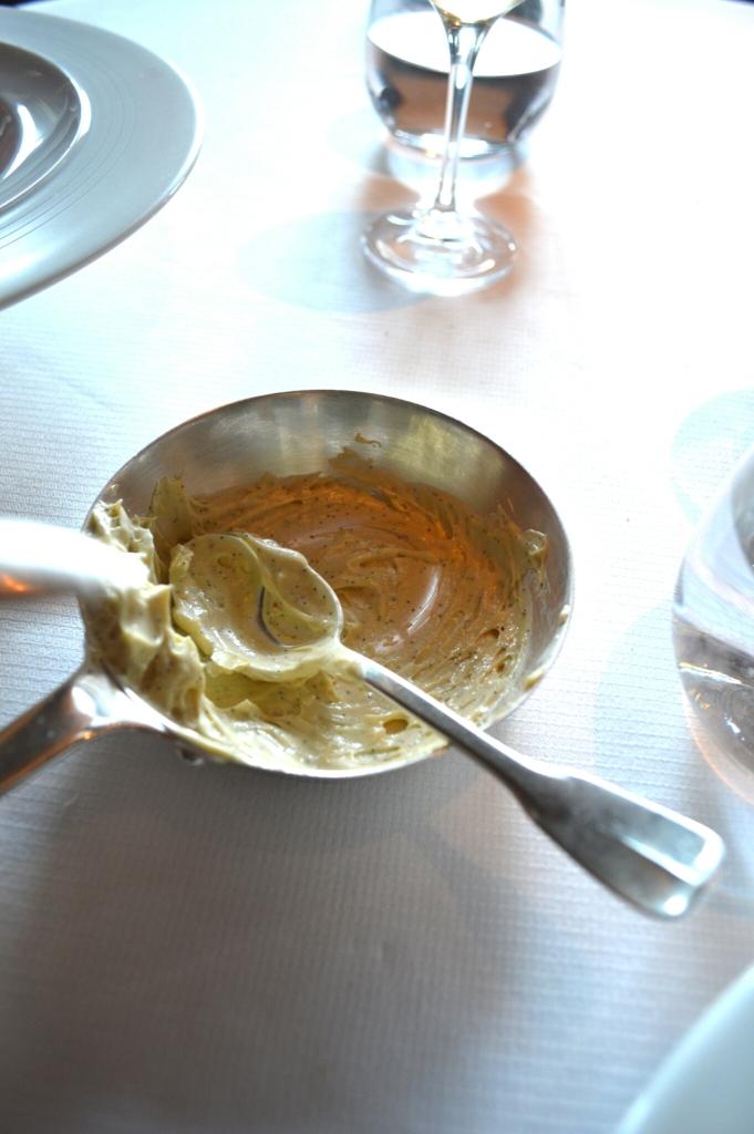la Crème vanille de Tahiti à terminer à la petite cuillère